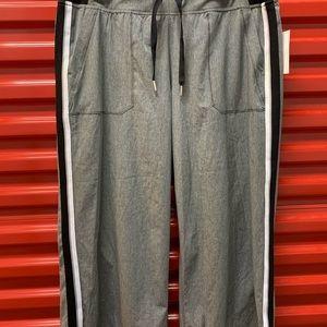 Calvin Klein Stripes On Side Pants XL